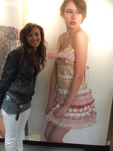 Fashion Paper è con FashionIn Artediriciclare presso Città Di Firenze.