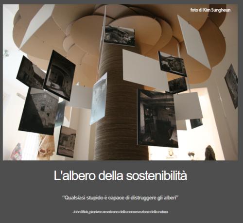 Mostra Albero della Sostenibilità